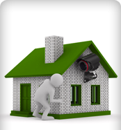 Home CCTV System Installers Redditch & Worcestershire