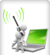 Home Wireless Network Design & Installation Service